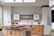 Фото 33 Системы хранения для кухни: выбираем мультифункциональный и современный шкаф-пенал