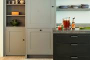 Фото 41 Системы хранения для кухни: выбираем мультифункциональный и современный шкаф-пенал