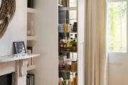 Фото 42 Системы хранения для кухни: выбираем мультифункциональный и современный шкаф-пенал