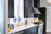 Фото 44 Шкаф-пенал для кухни (70+ фото): как выбрать мультифункциональный кухонный пенал и не переплатить?