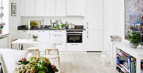 Шкаф-пенал для кухни (70+ фото): как выбрать мультифункциональный кухонный пенал и не переплатить? фото