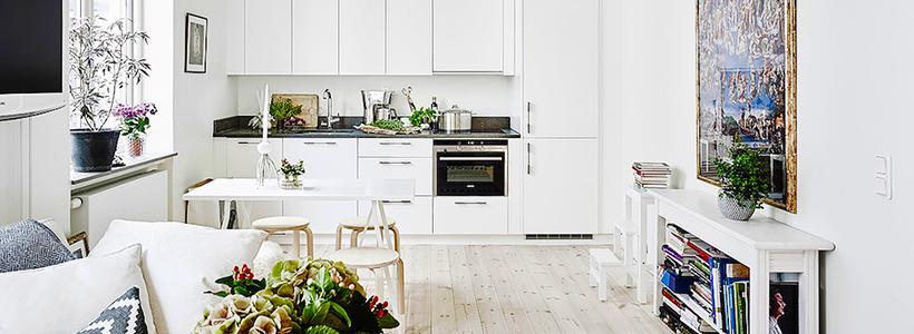 Системы хранения для кухни: выбираем мультифункциональный и современный шкаф-пенал