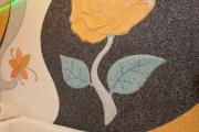 Фото 5 Картины и рисунки из жидких обоев: превращаем обыкновенные стены в яркие арт-объекты