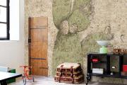Фото 7 Картины и рисунки из жидких обоев: превращаем обыкновенные стены в яркие арт-объекты