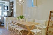 Фото 10 Складные стулья или спасение для маленьких кухонь: виды конструкций, плюсы и минусы