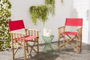 Фото 18 Складные стулья или спасение для маленьких кухонь: виды конструкций, плюсы и минусы