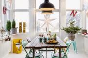 Фото 23 Складные стулья или спасение для маленьких кухонь: виды конструкций, плюсы и минусы