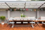 Фото 24 Складные стулья или спасение для маленьких кухонь: виды конструкций, плюсы и минусы
