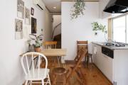 Фото 25 Складные стулья или спасение для маленьких кухонь: виды конструкций, плюсы и минусы