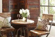 Фото 26 Складные стулья или спасение для маленьких кухонь: виды конструкций, плюсы и минусы