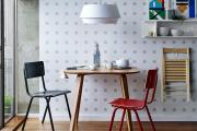 Фото 33 Складные стулья или спасение для маленьких кухонь: виды конструкций, плюсы и минусы