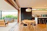 Фото 4 Складные стулья или спасение для маленьких кухонь: виды конструкций, плюсы и минусы
