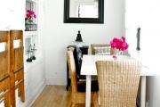 Фото 3 Складные стулья или спасение для маленьких кухонь: виды конструкций, плюсы и минусы
