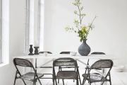 Фото 35 Складные стулья или спасение для маленьких кухонь: виды конструкций, плюсы и минусы