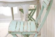Фото 37 Складные стулья или спасение для маленьких кухонь: виды конструкций, плюсы и минусы