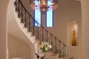 Фото 13 Ступени для лестниц из керамогранита: преимущества, облицовка и 60+ функциональных интерьерных идей