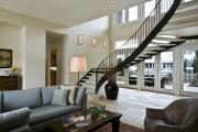 Фото 17 Ступени для лестниц из керамогранита: преимущества, облицовка и 60+ функциональных интерьерных идей