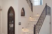 Фото 18 Ступени для лестниц из керамогранита: преимущества, облицовка и 60+ функциональных интерьерных идей