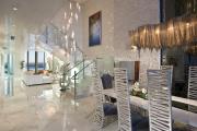 Фото 19 Ступени для лестниц из керамогранита: преимущества, облицовка и 60+ функциональных интерьерных идей