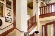 Фото 27 Ступени для лестниц из керамогранита: преимущества, облицовка и 60+ функциональных интерьерных идей