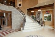 Фото 29 Ступени для лестниц из керамогранита: преимущества, облицовка и 60+ функциональных интерьерных идей