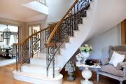 Фото 32 Ступени для лестниц из керамогранита: преимущества, облицовка и 60+ функциональных интерьерных идей