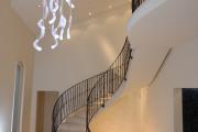 Фото 33 Ступени для лестниц из керамогранита: преимущества, облицовка и 60+ функциональных интерьерных идей