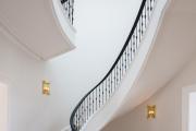 Фото 34 Ступени для лестниц из керамогранита: преимущества, облицовка и 60+ функциональных интерьерных идей