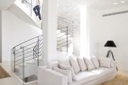 Фото 35 Ступени для лестниц из керамогранита: преимущества, облицовка и 60+ функциональных интерьерных идей