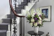 Фото 39 Ступени для лестниц из керамогранита: преимущества, облицовка и 60+ функциональных интерьерных идей