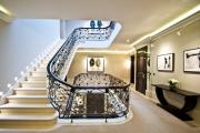 Фото 4 Ступени для лестниц из керамогранита: преимущества, облицовка и 60+ функциональных интерьерных идей