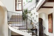 Фото 42 Ступени для лестниц из керамогранита: преимущества, облицовка и 60+ функциональных интерьерных идей
