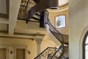 Фото 43 Ступени для лестниц из керамогранита: преимущества, облицовка и 60+ функциональных интерьерных идей