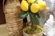 Фото 3 Топиарий из фруктов: мастер-класс по созданию аппетитного шедевра своими руками