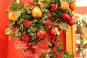 Фото 36 Топиарий из фруктов: мастер-класс по созданию аппетитного шедевра своими руками