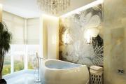Фото 14 Ванны из литьевого мрамора: долговечность и роскошь без компромиссов