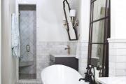 Фото 18 Ванны из литьевого мрамора: долговечность и роскошь без компромиссов