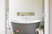 Фото 25 Ванны из литьевого мрамора: долговечность и роскошь без компромиссов