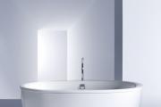 Фото 27 Ванны из литьевого мрамора: долговечность и роскошь без компромиссов
