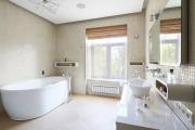 Фото 32 Ванны из литьевого мрамора: долговечность и роскошь без компромиссов
