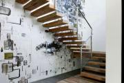 Фото 6 Безопасность в доме: как выбрать и установить защиту на лестницу от детей
