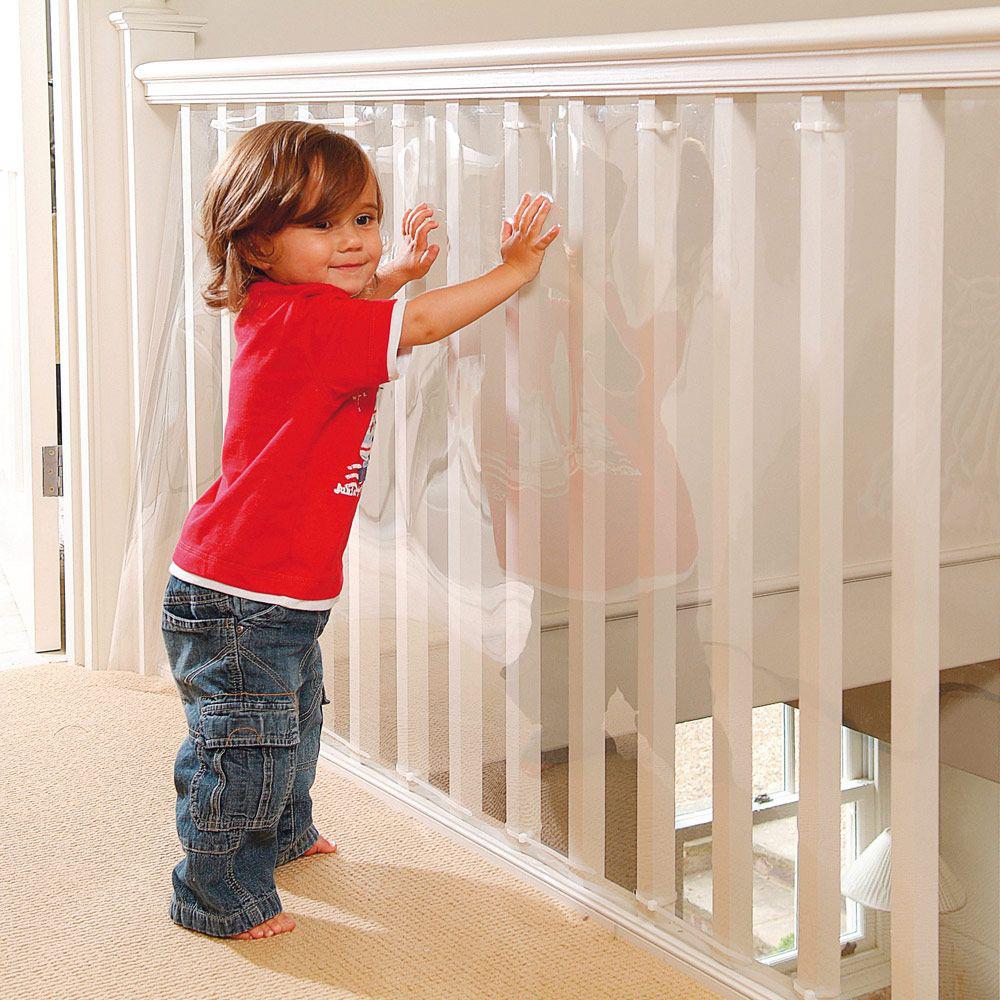 Защита на лестницу от детей: как выбрать лучшую? Обзор