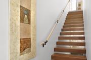 Фото 37 Безопасность в доме: как выбрать и установить защиту на лестницу от детей