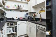Фото 4 Дизайн интерьера кухни 6 кв. метров: полезные советы по выбору мебели и 80+ фото стильных планировок