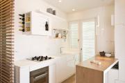 Фото 8 Дизайн интерьера кухни 6 кв. метров: полезные советы по выбору мебели и 60+ фото стильных планировок