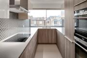 Фото 10 Дизайн интерьера кухни 6 кв. метров: полезные советы по выбору мебели и 80+ фото стильных планировок