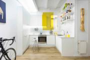 Фото 11 Дизайн интерьера кухни 6 кв. метров: полезные советы по выбору мебели и 60+ фото стильных планировок