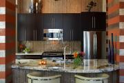 Фото 12 Дизайн интерьера кухни 6 кв. метров: полезные советы по выбору мебели и 80+ фото стильных планировок