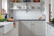 Фото 20 Дизайн интерьера кухни 6 кв. метров: полезные советы по выбору мебели и 80+ фото стильных планировок
