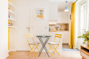 Фото 27 Дизайн интерьера кухни 6 кв. метров: полезные советы по выбору мебели и 80+ фото стильных планировок